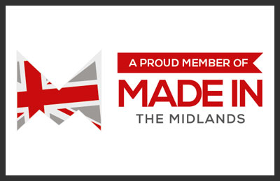 Proud member of made in Midlands