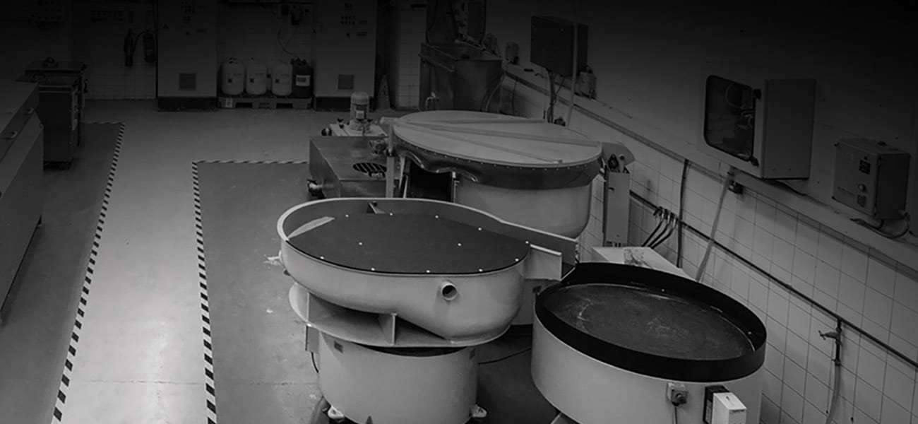 Vibratory, High Energy and Shot Blasting Services
