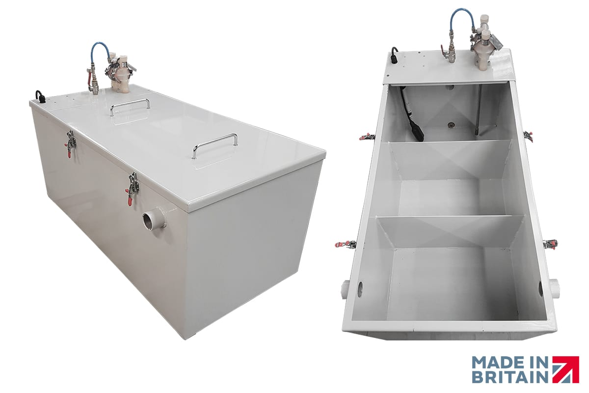 Durable Waste Water Solutions and Treatment Systems from ActOn Finishing.