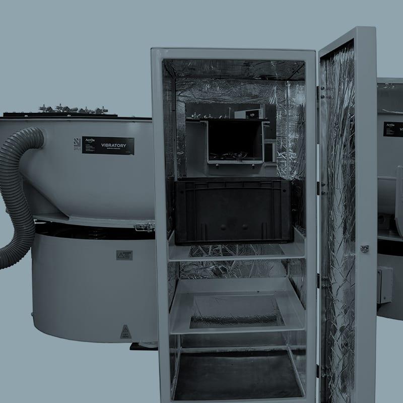 Portable Unload Cabinet