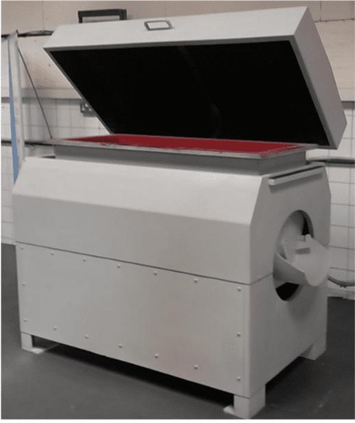 TU18 Trough Machine