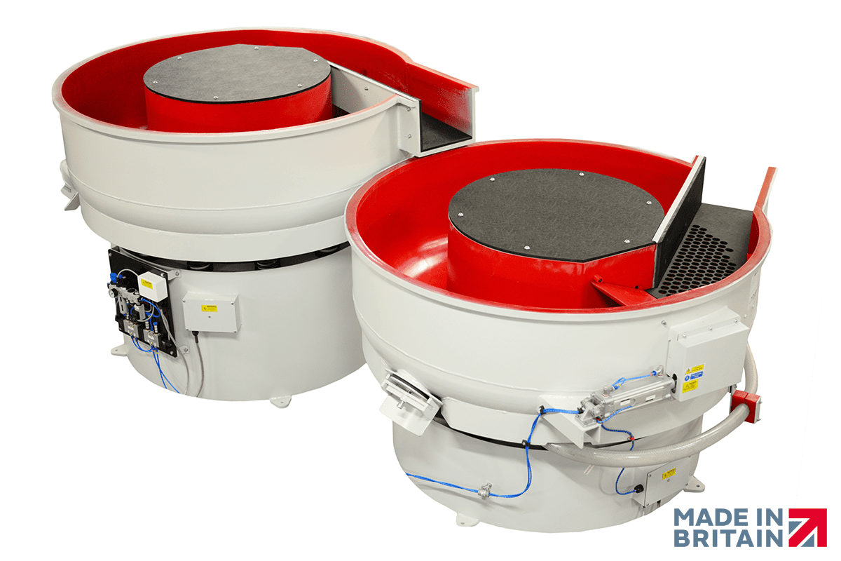 Vibratory bowl machines automated system