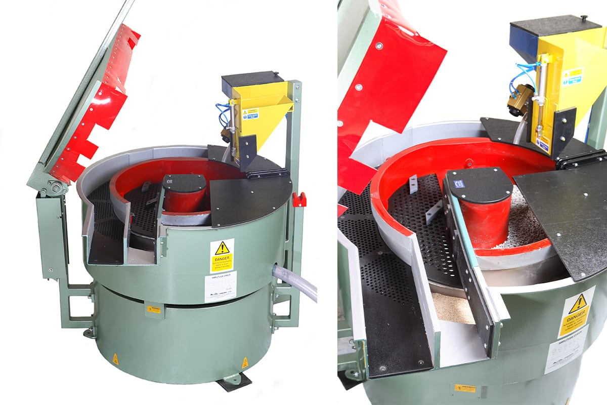 Browse our Excellent and Economical Dual Surface Finishing Systems at ActOn Finishing.