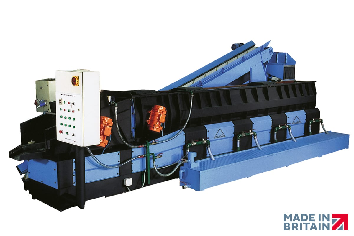 Custom Built Automated Finishing Systems from ActOn Finishing.