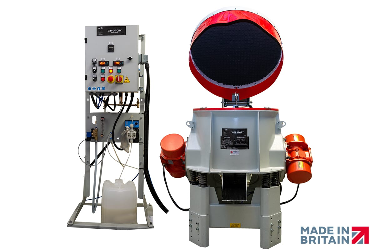 Discover our Wheel Polishing Machines from ActOn Finishing.