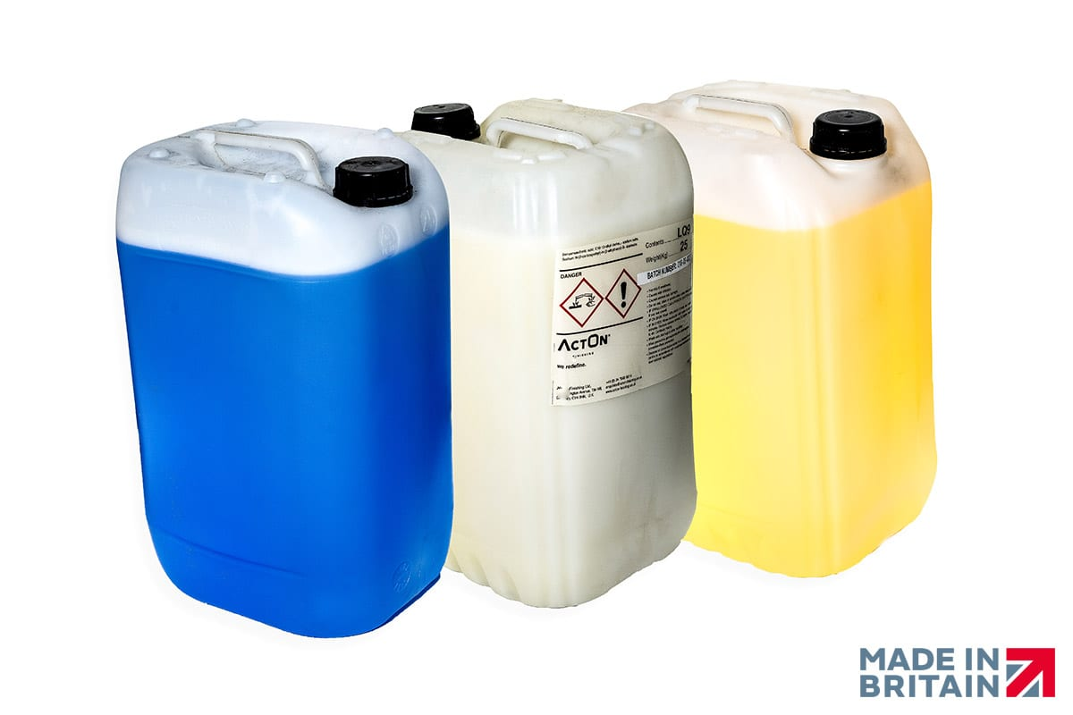 View Our Liquid Finishing Compounds at ActOn Finishing.