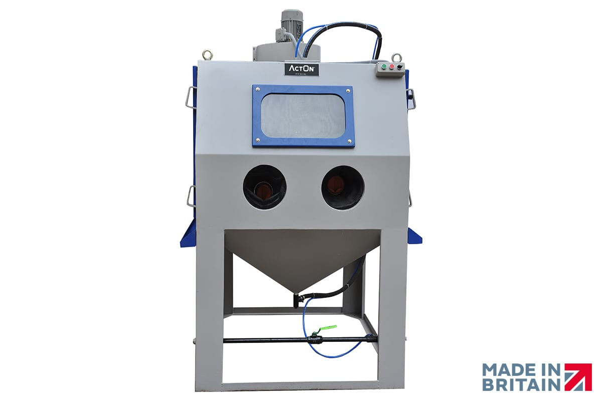 Affordable Suction Blast Cabinets from ActOn Finishing.