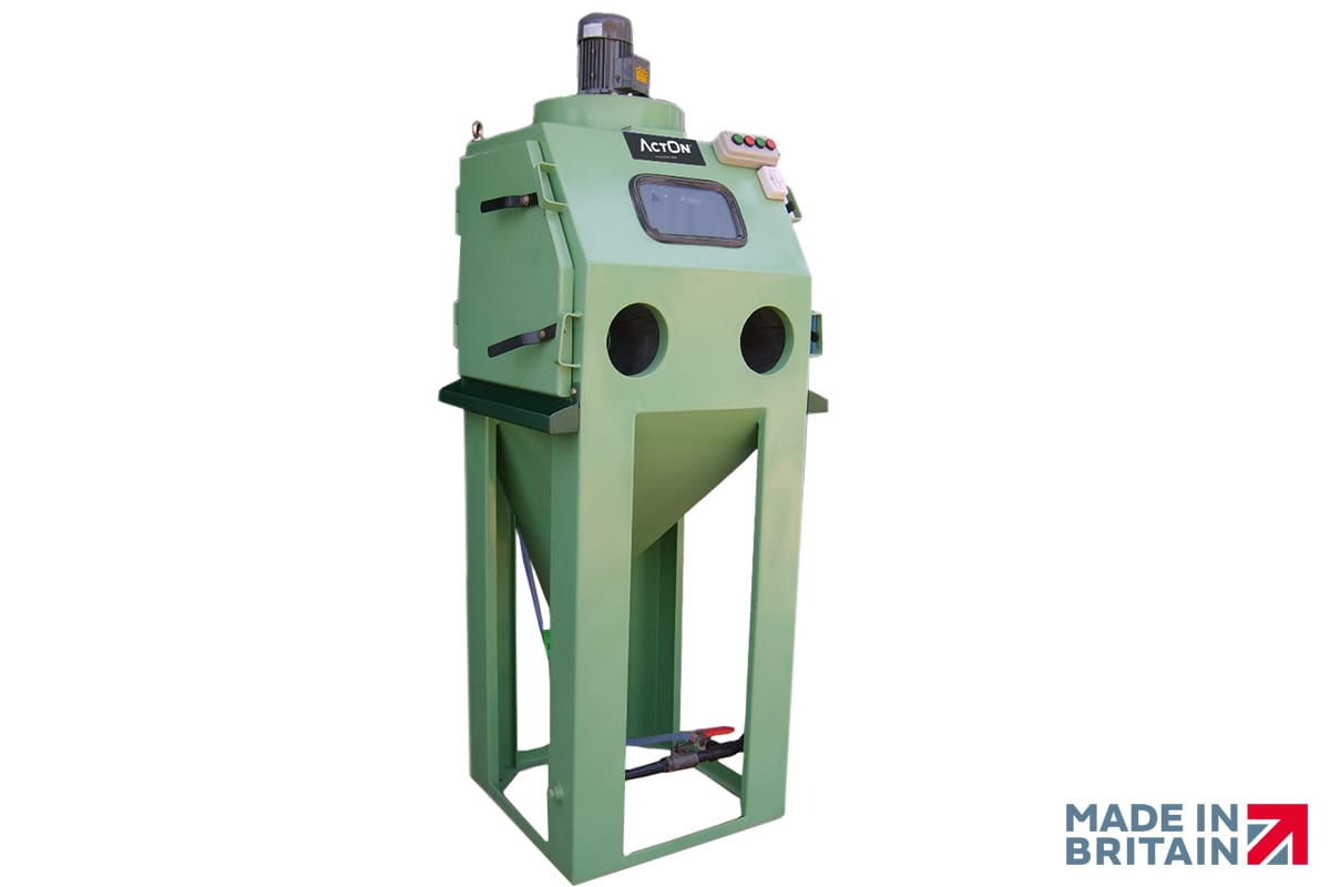 High-Quality Wet Blasting Cabinets from ActOn Finishing.
