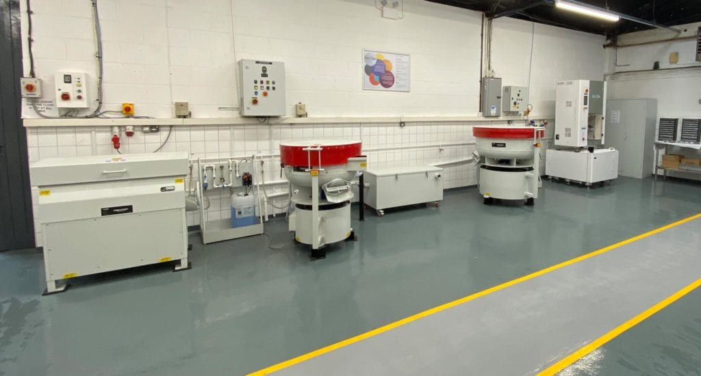ActOn accesses grant towards modernising the test laboratory, after receiving support from Coventry and Warwickshire Local Enterprise Partnership Growth Hub