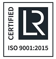 ActOn Finishing has been certified with ISO 9001:2015