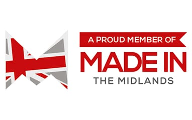 ActOn Finishing is a proud member of Made in the Midlands Group