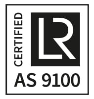 ActOn Finishing has been certified with AS9100