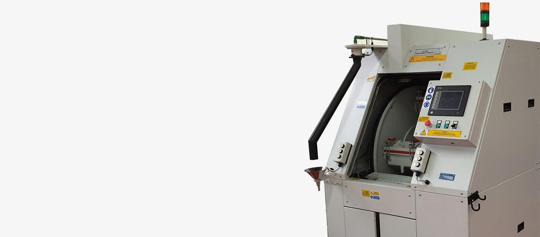 Surface finishing machines