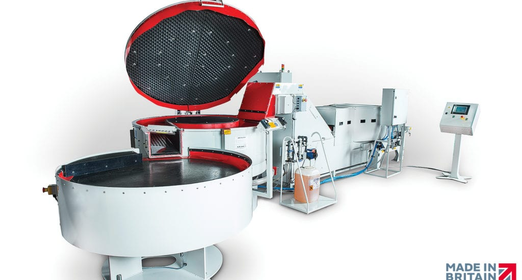 Discover the benefits integrating an automated surface finishing system can bring to your process and employees.