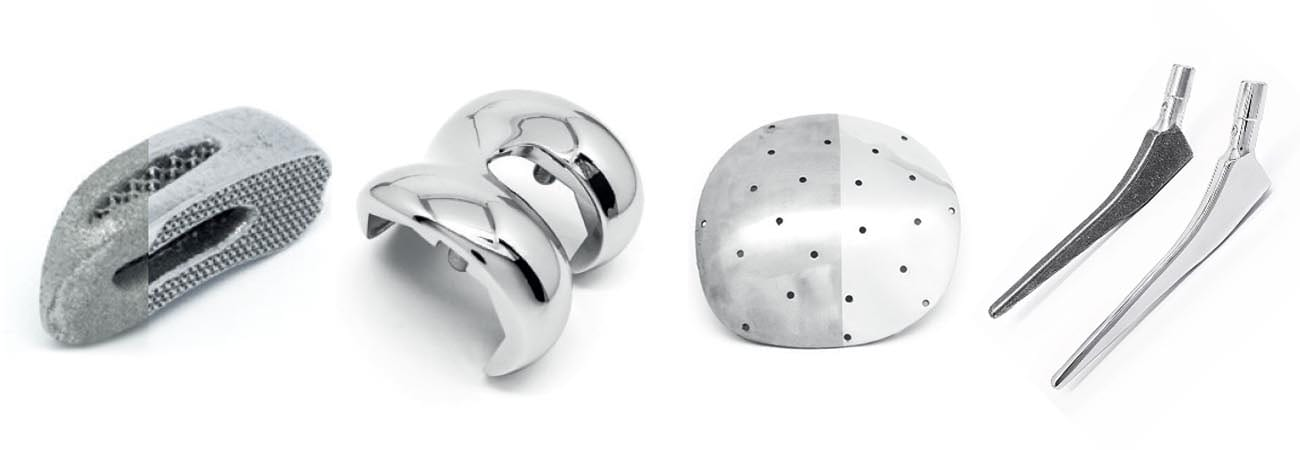 In a demanding sector, like the healthcare one, the dry electropolishing process is key to achieving the surface finish required for implants and medical instruments.