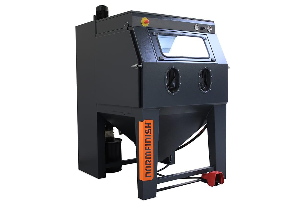 Premium DP Pressure Blasting Cabinets from ActOn Finishing.